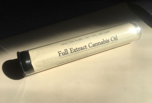 full extract cannabis oil tahoe